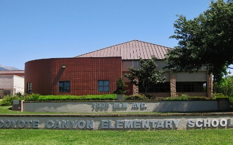 Coyote Canyon Elementary School
